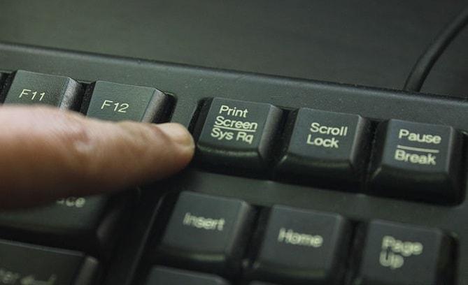 Как сделать кнопку на ноутбуке 3