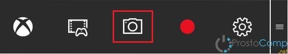 как в игровой панели Windows 10 записывать видео