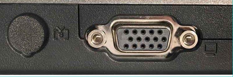 разъем VGA