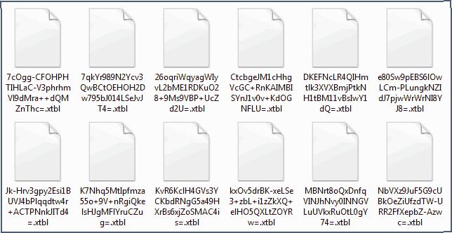 вирус зашифровал файлы