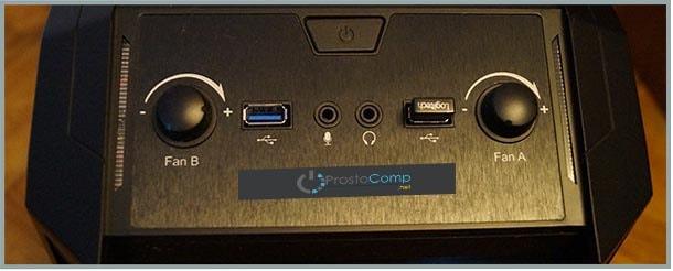 Как подключить USB-порт с передней панели?
