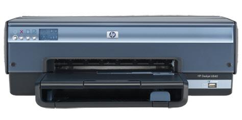 Фото принтера HP DeskJet 6843