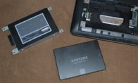 Замена SSD накопителя