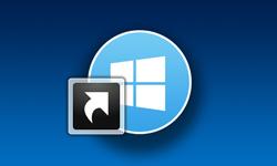 """Значок """"Стрелки"""" на иконках ярлыков в Windows 10"""