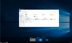Управление рабочими столами в Windows 10