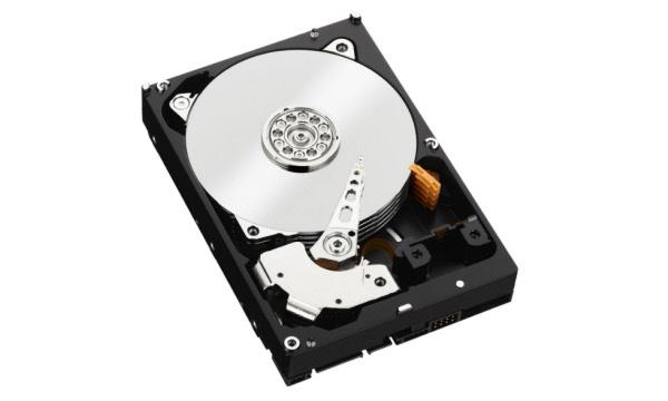 Хранение информации на жестких дисках