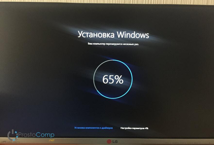 Быстрое и полное восстановление Windows 10 без потери данных