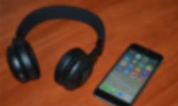 iPhone и Bluetooth наушник