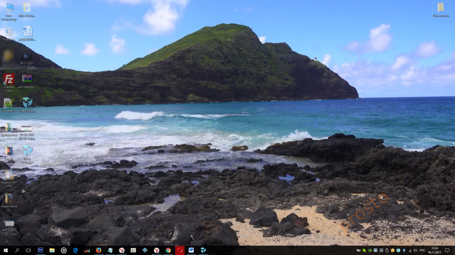 Видео обои в Windows 10 через Video Wallpaper