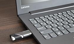 Загрузка Lenovo с USB флешки