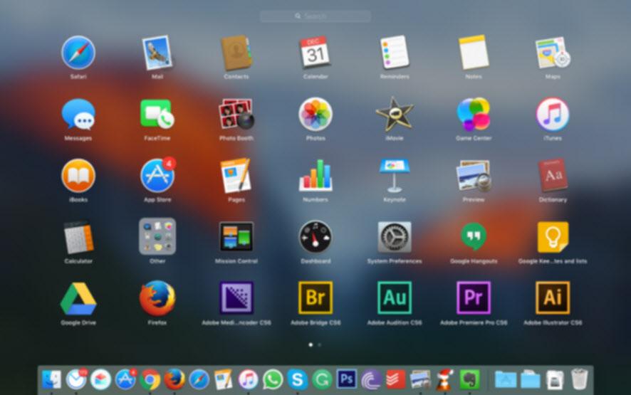 OS X 10.11 - рейтинг 2,99%