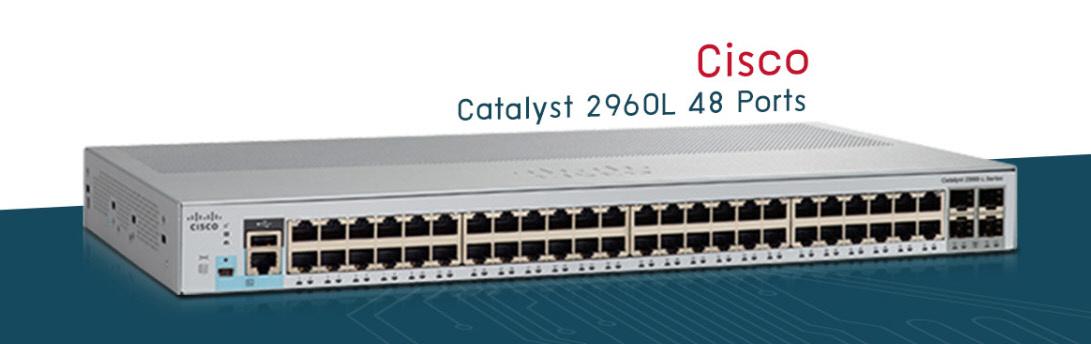 Cisco Catalyst 2960-L