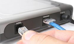 Настройка ADSL-маршрутизатора