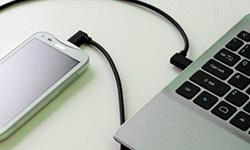 Компьютер не видит телефон через USB кабель